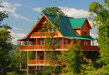 Operated In Partnership With Entertainment Legend Dolly Parton, Dollywood  Cabins Offers Luxurious Lodging In The Great Smoky Mountains While Enjoying  The ...